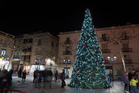 Christmas decorations for Town/City Halls and urban spaces
